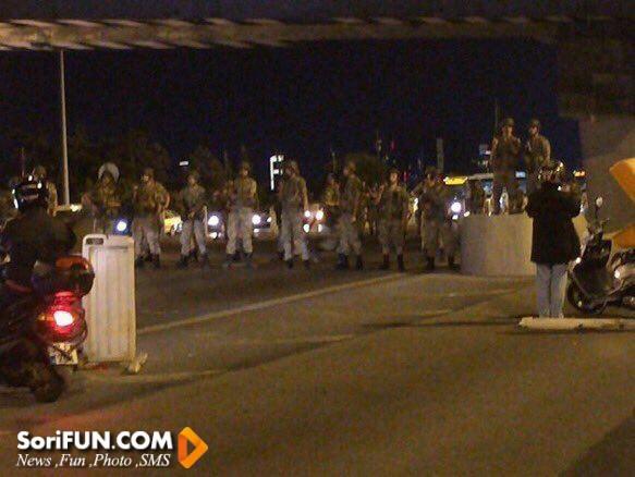 کودتا در ترکیه (1)