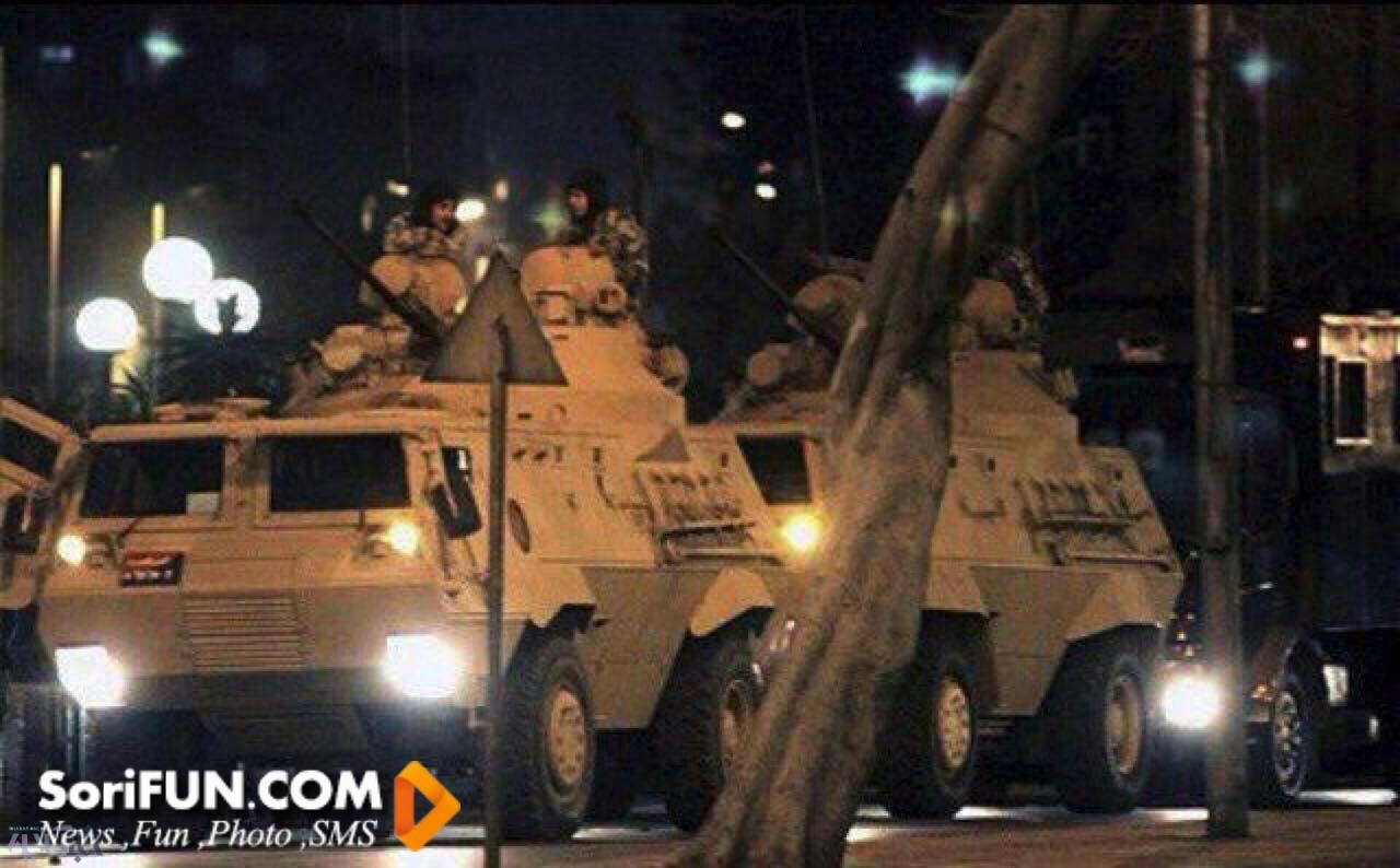کودتا در ترکیه (2)