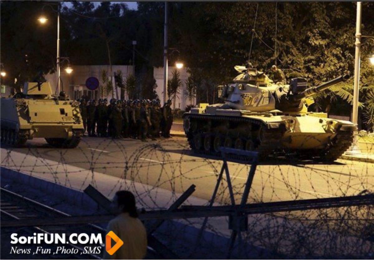 کودتا در ترکیه (3)