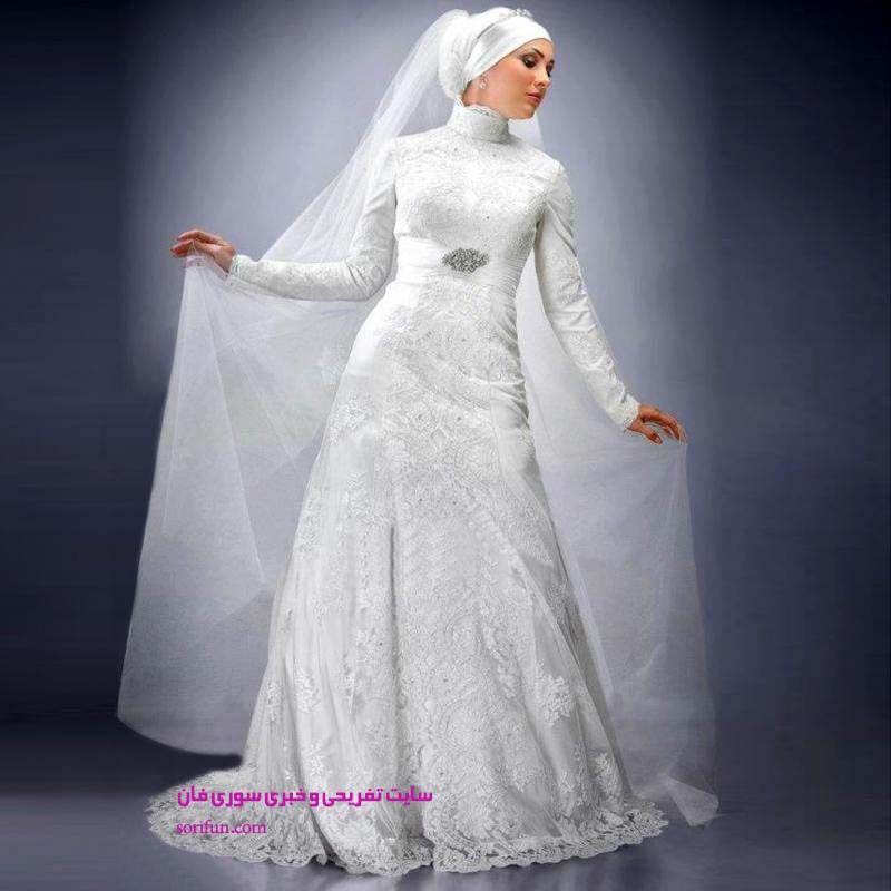 لباس عروس عکس