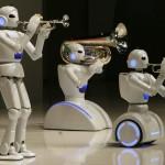 ساختار روبات ها