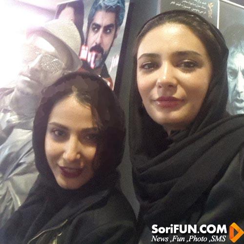 لیندا کیانی و سمیرا حسن پور