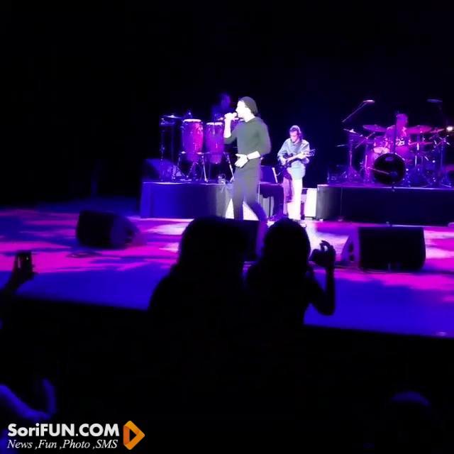کنسرت واشنگتن بنیامین بهادری