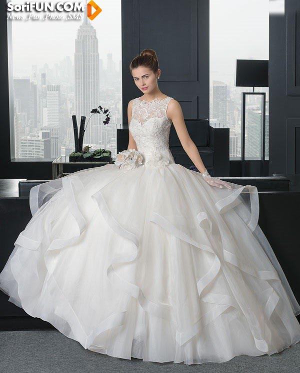 مدل لباس عروس کیت میدلتون