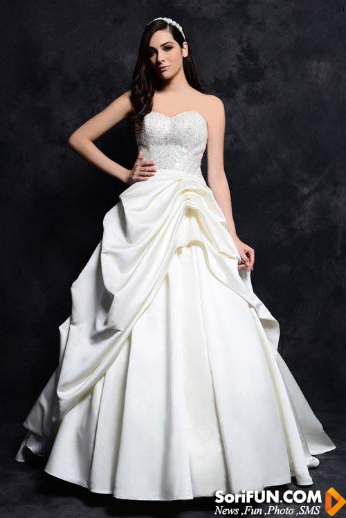 مدل لباس عروس آمریکای