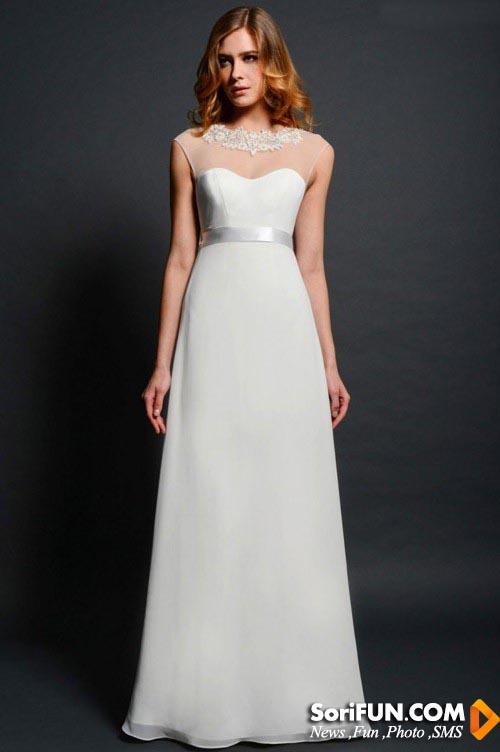 مدل لباس عروس امریکایی2015