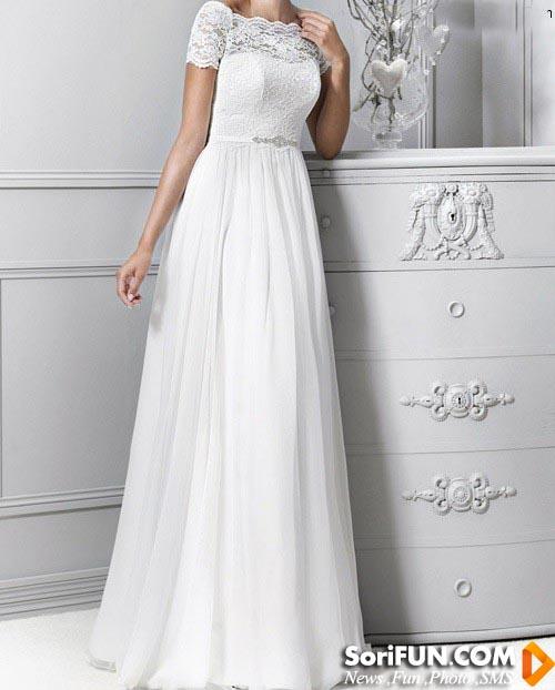 مدل لباس عروس امریکایی2016
