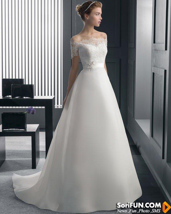 مدل لباس مجلسی و لباس عروس