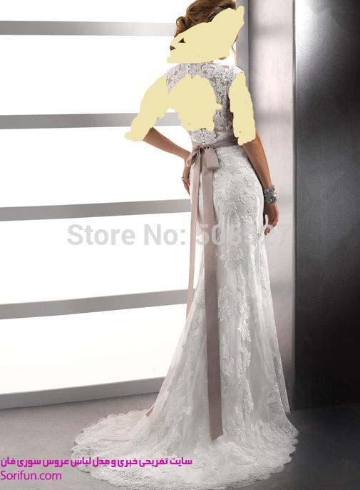 قیمت لباس عروس در فروشگاه اینترنتی
