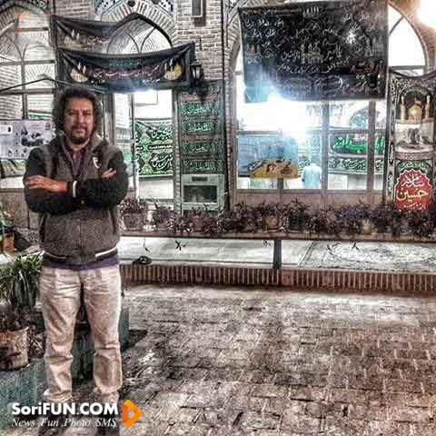 آرش میراحمدی اربعین حسینی
