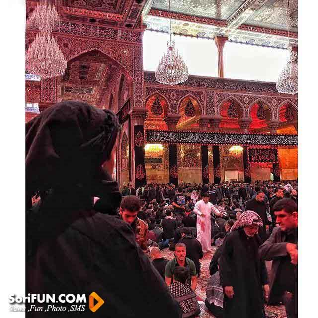 امیرمحمد متقیان اربعین حسینی