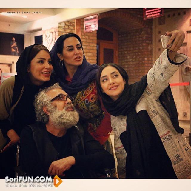 اینستاگرام بهاره کیان افشار