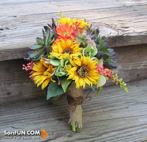 جدیدترین دسته گلهای عروس