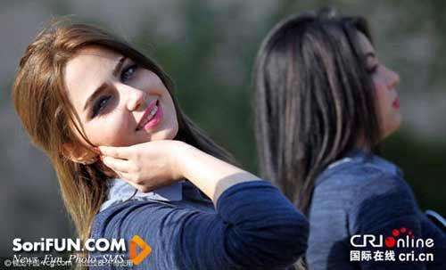 عکس دختران شایسته عراقی