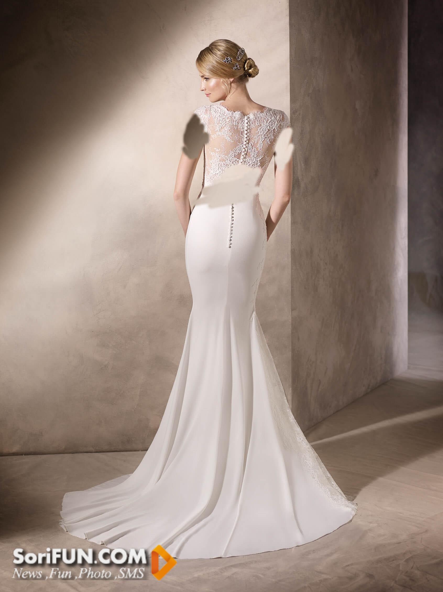 عکس لباس عروس 2017