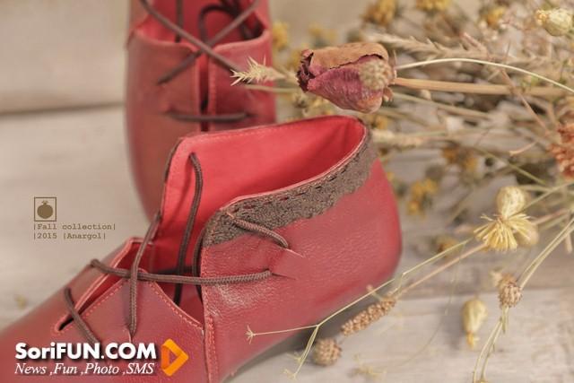 مدل کفش پاییزی ایرانی