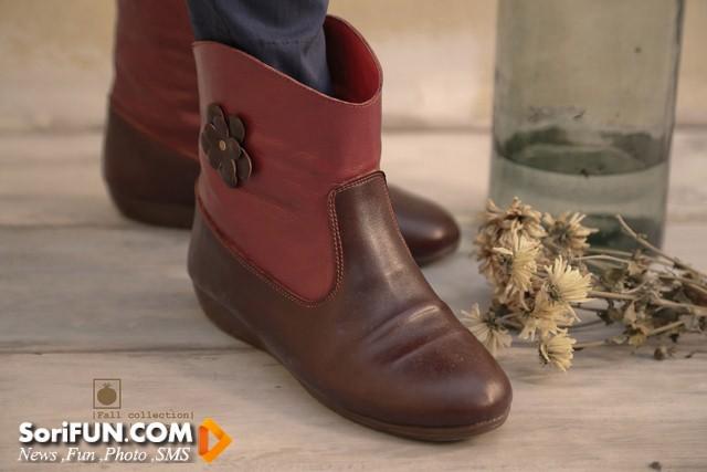 آخرین کفش های انارگل