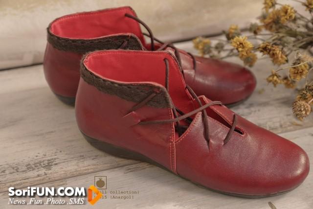 جدیدترین کفش های انارگل
