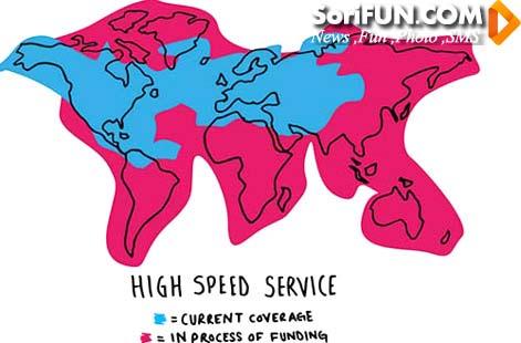 اینترنت پرسرعت رایگان