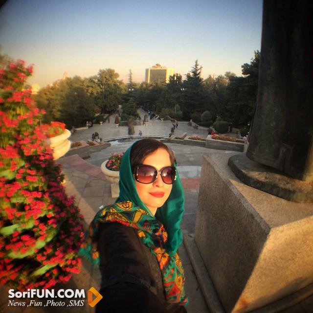 عکس مهراوه شریفی نیا