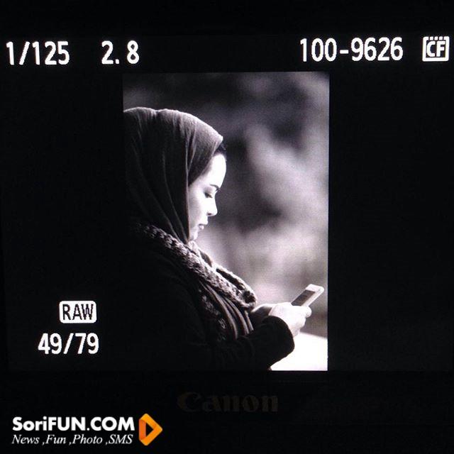 عکس ملیکا شریفی نیا