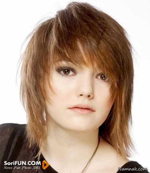 مدل رنگ موی زنانه