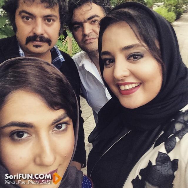 اینستاگرام نرگس محمدی