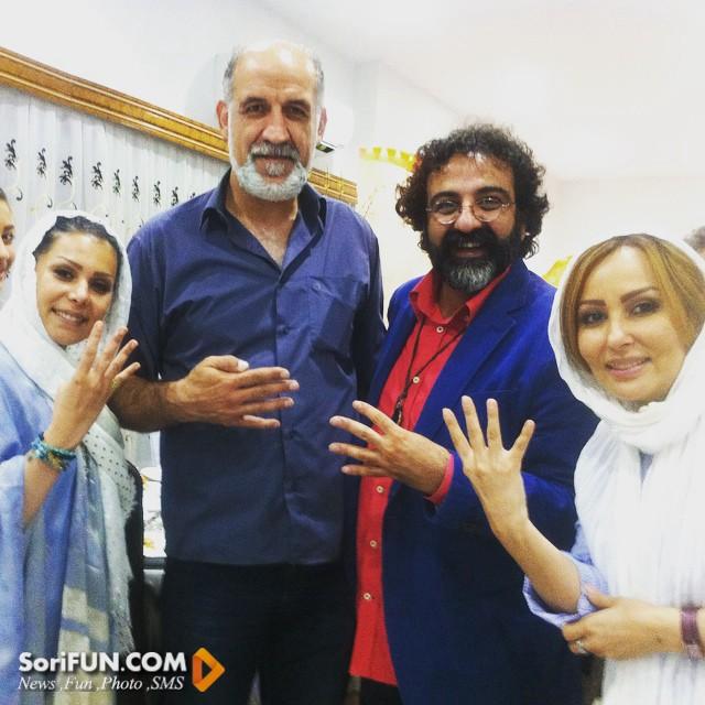 بیوگرافی پرستو صالحی