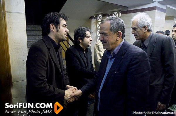 عکس شهاب حسینی