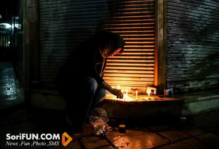 شام غریبان در تهران